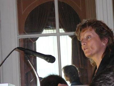 Frau Bundesrätin Eveline Widmer Schlumpf